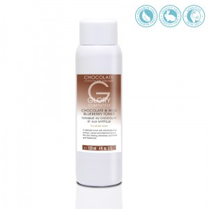 CHOCOLATE & WILD BLUEBERRY TONER 120 mL