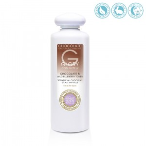 CHOCOLATE & WILD BLUEBERRY TONER 350 mL