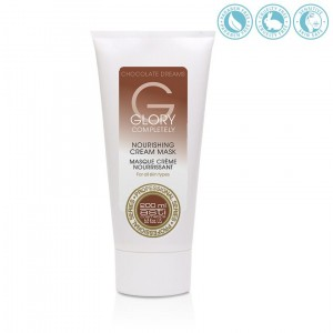 CHOCOLATE NOURISHING CREAM MASK 200 mL