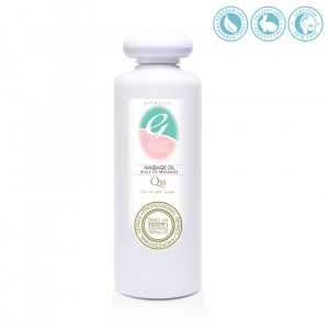 Q10 MASSAGE OIL 350 mL